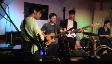 2016/10/3 超初心者FUNK JAM SESSION@池袋SOMETHIN' Jazz Clubでした!