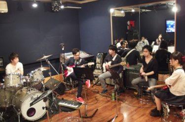 レッスンアンケート「バンドのためのセッション講座を受講してみて」